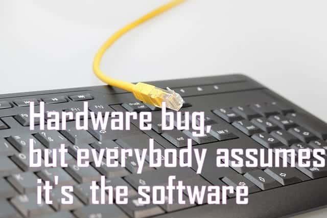 Programming Nightmare