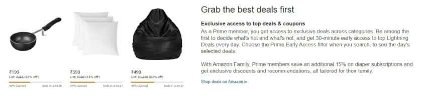 Buy Amazon Prime