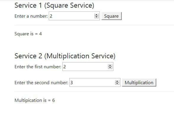 AngularJS Service Example