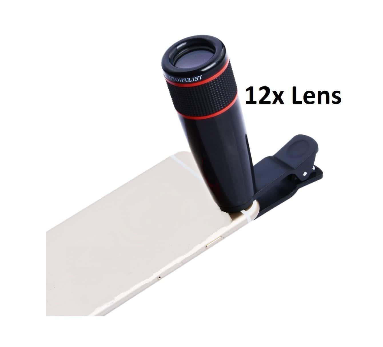 12x mobile camera lenses