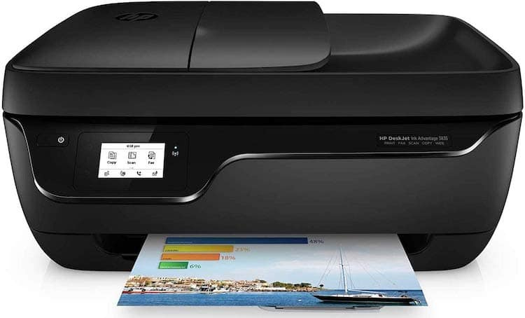 HP DeskJet all in one printers for home usage